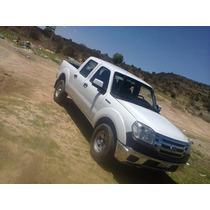 Ford Ranger Xl 2012 4 Puertas Blanca