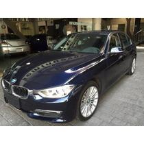 Bmw 328 Luxury Line Aut 2015 Auto Demo -somos Agencia Ganalo