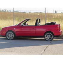 Golf Cabrio Modelo 2001
