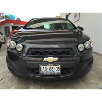 Chevrolet Sonic 4p Lt L4 1.6 Man 2015