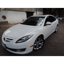 Mazda 6 2011 Grand Touring R18 Impecable Oportunidad Unica