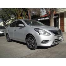 Nissan Versa Exclusive, Linea Nueva, Mod. 2015