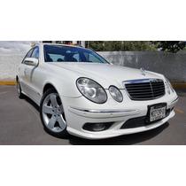 Mercedes Benz Clase E350 Sport, Impecable, Posible Cambio