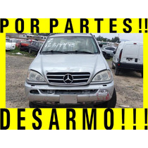 Completa O Partes Mercedes Ml 500 02 Refacciones Europeas