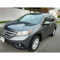 Honda Cr-v 5p Exl 4wd A/a Abs Rines Q/c Piel 2012