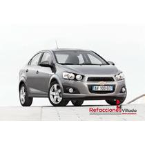 Desarmo Chevrolet Aveo 2012 Accesorios Y Piezas