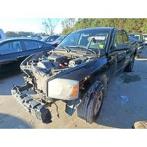 Dodge Dakota 06 Motor 3.7 Desarmo Autopartes Transmision