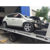 Yonke Nissan Murano 2wd 3.5 Refacciones Partes Huesario