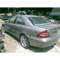 Deshueso O Desarmo Mercedes Benz C320 2005 En Partes
