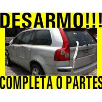 Volvo Xc90 T6 2003 Turbo, Refaccione Completa O La Desarmo