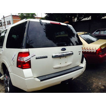Ford Expedition 2007, Piel, Quemacocos Por Partes