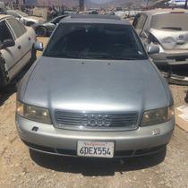 Audi A4 Año 1998, Yonqueado, Venta De Refacciones Y Partes.