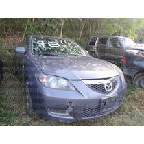 Desarmo Mazda 3 Sedan Por Partes Mod 2008