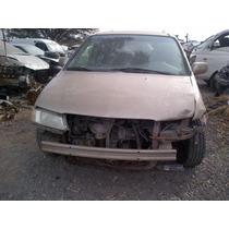 Honda Odyssey 2002 Partes