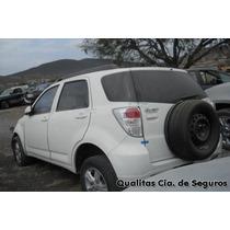 Toyota Rush, Por Partes Y Accesorios Originales !