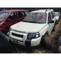 Land Rover Freelander Para Refacciones
