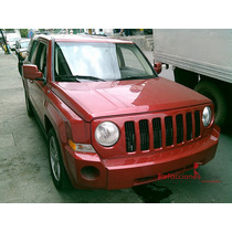 Jeep Patriot 2009 Refacciones Por Partes Deshueso Desarmo