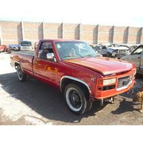 Cheyenne 1994 Accidentada,motor 4.3 Tbi V6,,standar