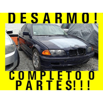 Completo O Partes! Desarmo Bmw 323 2000, Refacciones Audi