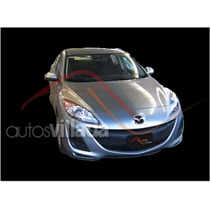 Desarmo Mazda 3 Sedan Mod. 2012 Para Partes Y Refacciones