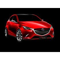 Mazda 2 Modelo 2015 Autopartes Refacciones Piezas Y Colision