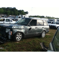 Range Rover Chocada Por Partes Motor, Caja De Vlocidades Etc