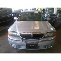 Deshueso Lincoln Ls 2002 Piezas Impecables!!!!