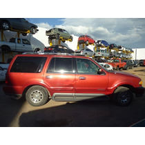 Lincoln Navigator 2002,accidentada,motor 5.4,4x2,nacional