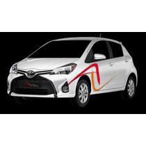 Toyota Yaris Hb 2016 Autopartes Refacciones Piezas Colision