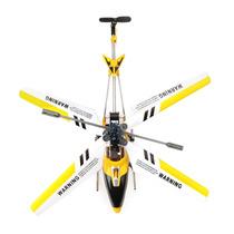 Helicoptero S107 Con Control Remoto Nuevo Blakhelmet E