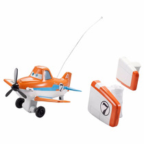 Disney Aviones Dusty Crophopper Radio Control Alas...