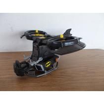 Helicóptero De Batman Comics Super Con Luces Y Sonido #a553