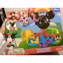 Juguetiness Fisher Price La Casa De Mickey Mouse Mattel