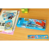 Lapicera De Super Jetts Super Wings De Discovery Kids