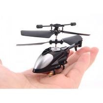 Mini Helicóptero Nano Qs5013 2.5 Canales Con Giroscopio