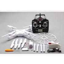 Drone X5sw Syma Wifi Transmite En Vivo Por Celular