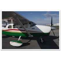 Avion Cessna 210-5 1963