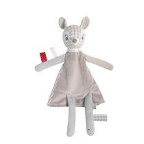 Marioneta Dou Dou Para Bebé Marca Tuc-tuc Colección Natural