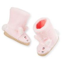 Carter´s Pantuflas Para Niña Modelo Conejitos