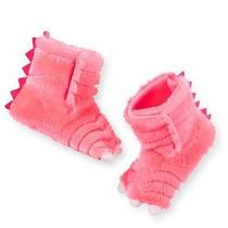 Carter´s Pantuflas Para Niña Modelo Monster