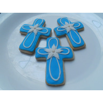 24 Galletas Bautizo, Baby Shower, Boda, Recuerdos!