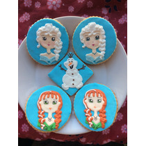 Galletas Decoradas Profesionalmente Frozen