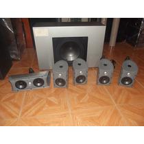 Polk Audio Bocinas Subwoofer 10 Pulgadas Sistema 5.1