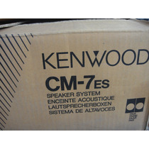 Minibafles Kenwood Cm-7es