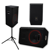 Bafle Bocina Concert 15´´ 8000w Modelo Aereo Monitor 2014 Ed