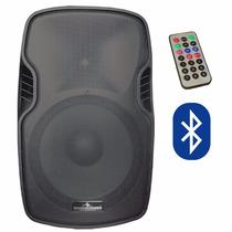 Bafle Amplificado Con Usb/sd Bluetooth Fm Display 8000w Pmpo
