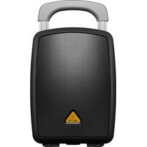 Behringer Mpa40bt Pro Batería Recargable Bluetooth 40watts