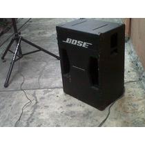 Bose 302b Tandem Vendo Usados El Precio Es Por Bafle