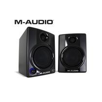 Monitores De Estudio Activos M-audio Studiophile Av-30, Par
