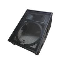 Monitor De Piso Mr Audio Para 1 Bocina De 15 Y Agudo M115